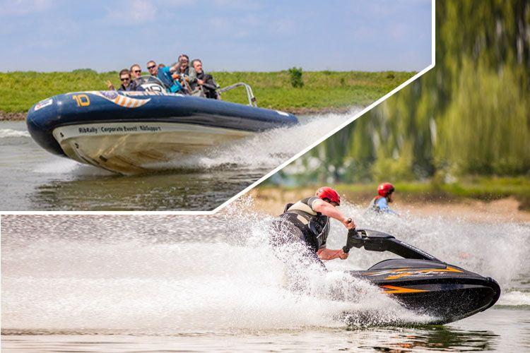 Pure Water Power - RIB Powerboat & Jetski